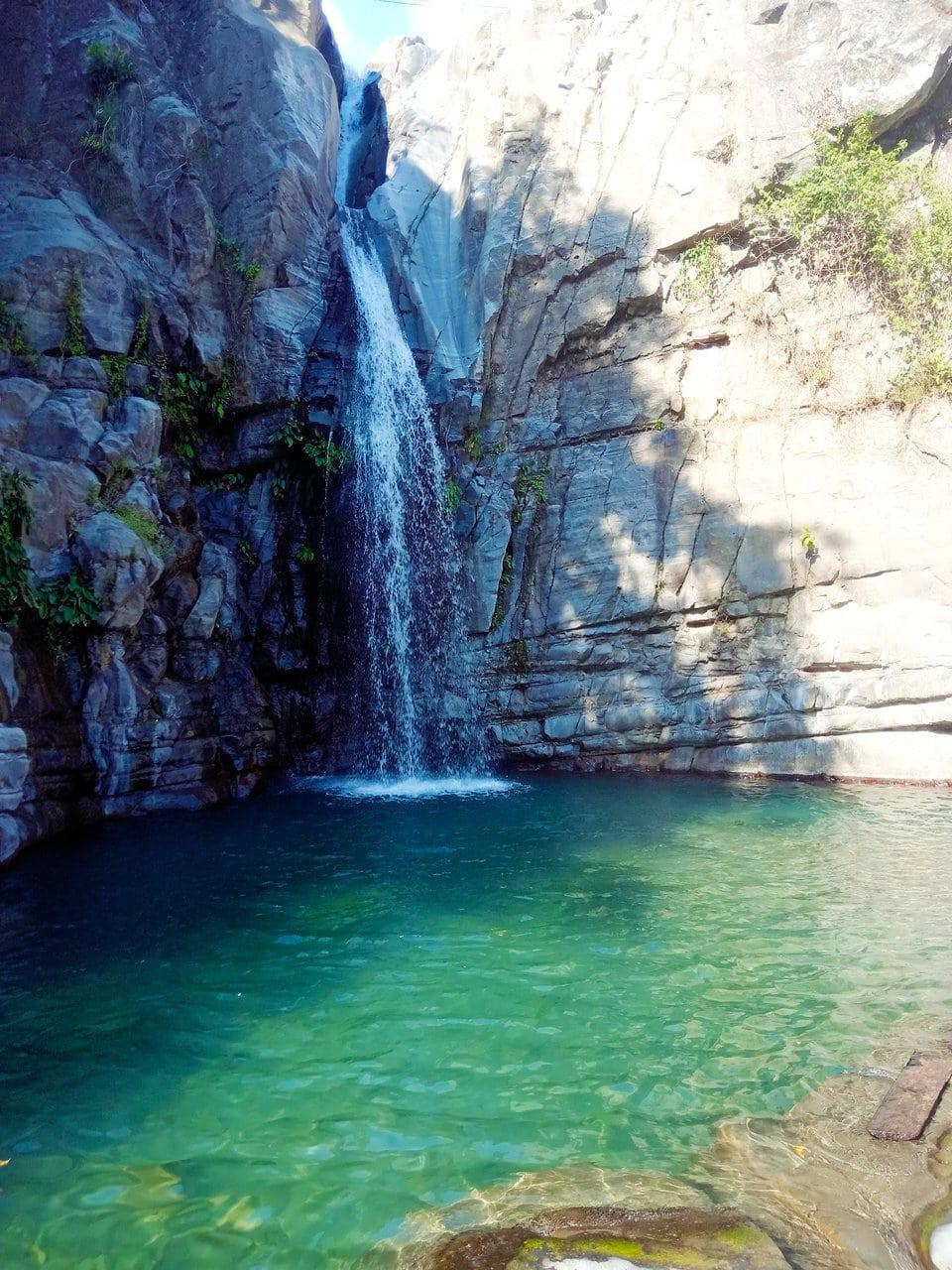 Bulalakaw Falls, things to do in La Union, La Union tourist spots