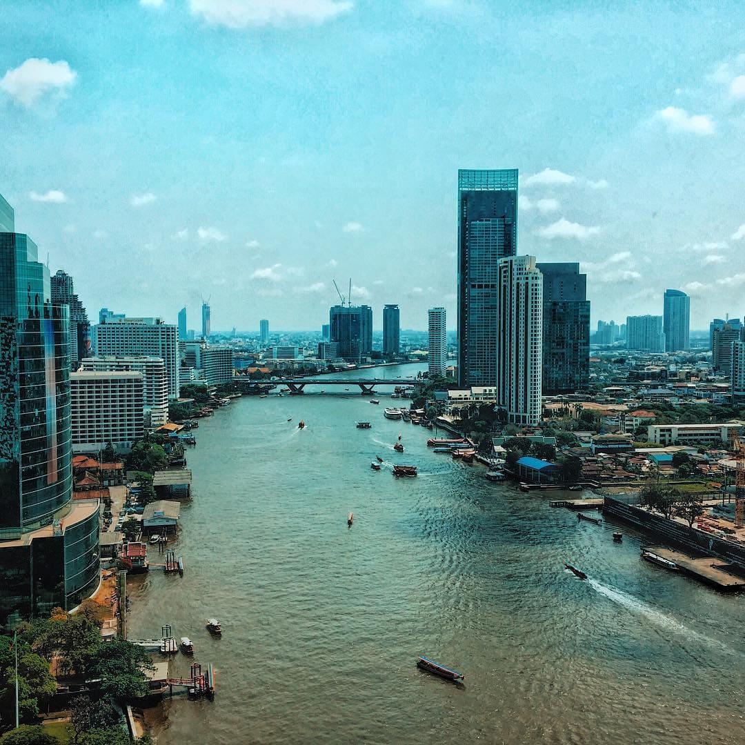 Thailand tourist spots, Chao Phraya