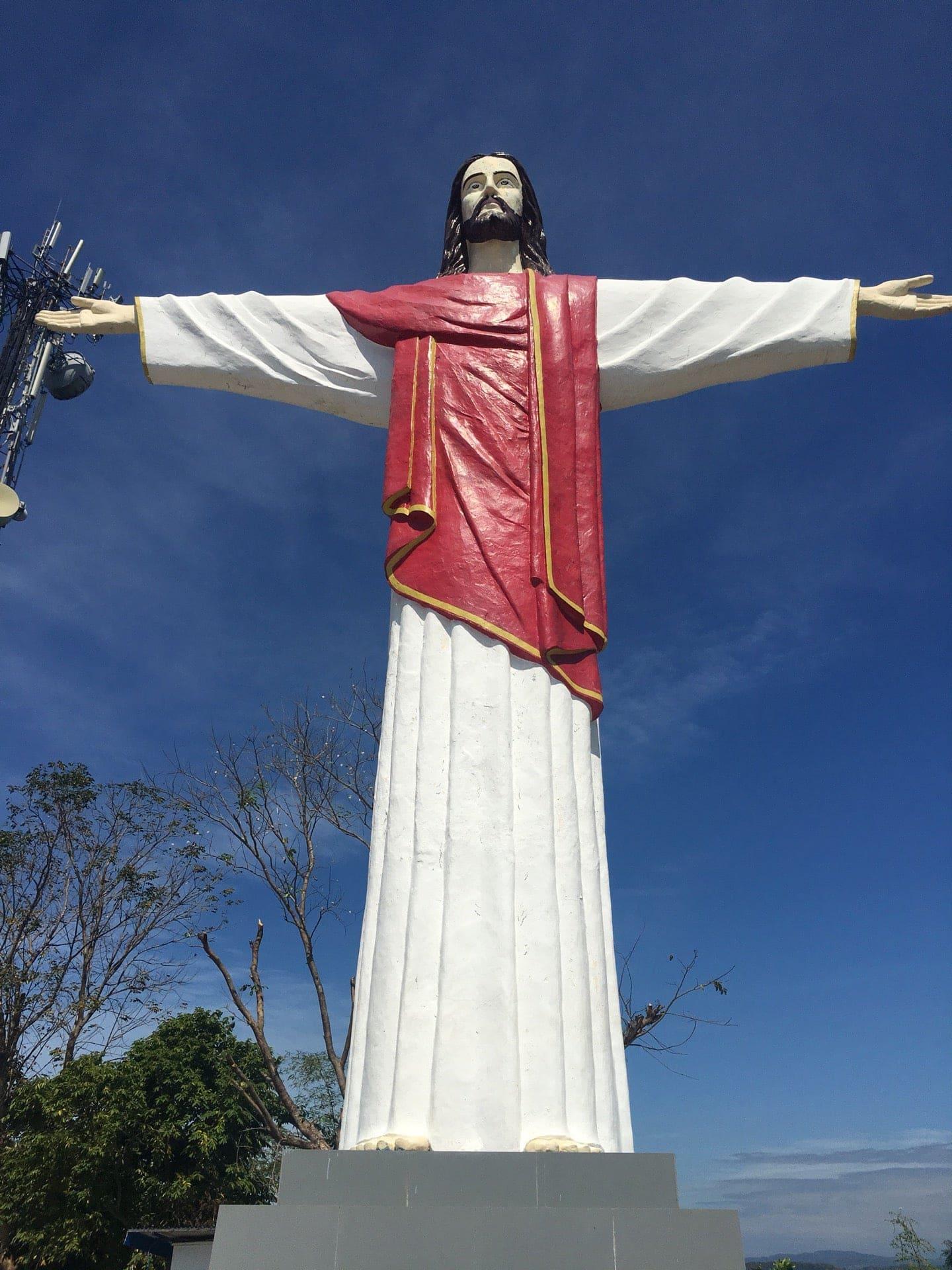things to do in La Union, La Union tourist spots, Christ the Redeemer Statue,