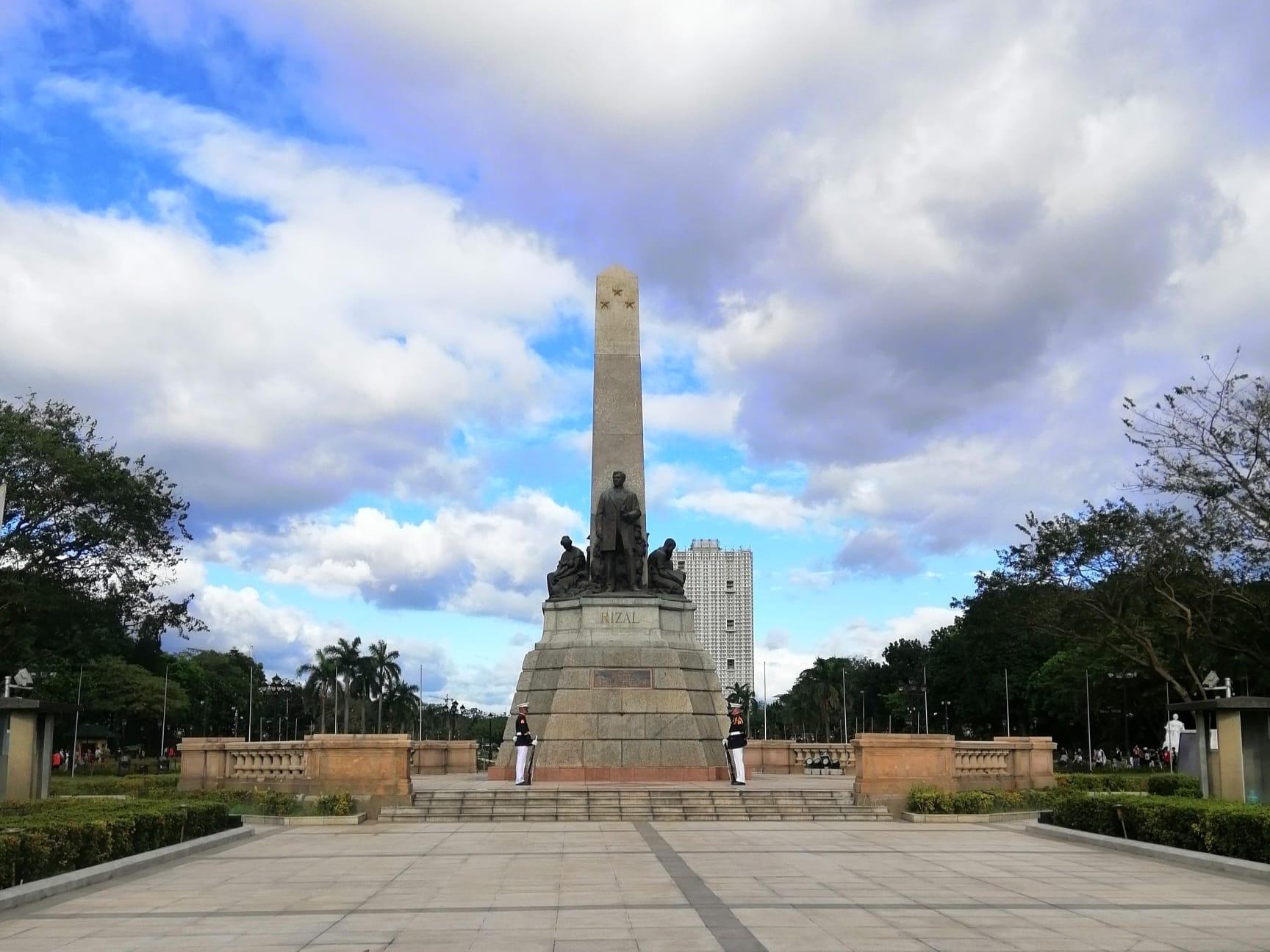 Manila tourist spots, Rizal Park