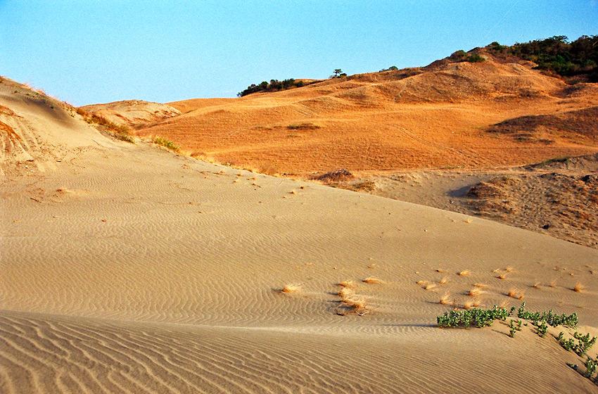 La Paz Sand Dunes, Laoag tourist spots