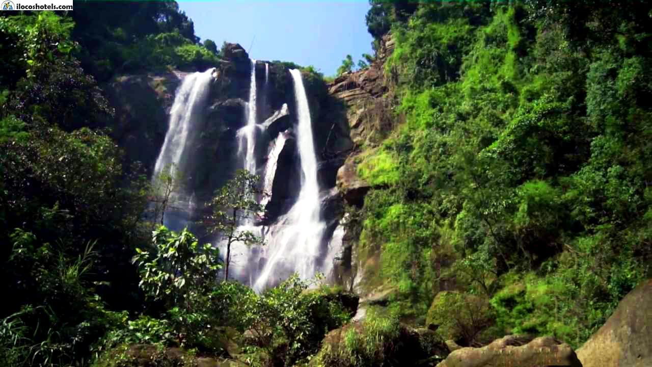 Loslosi Falls, things to do in La Union, La Union tourist spots