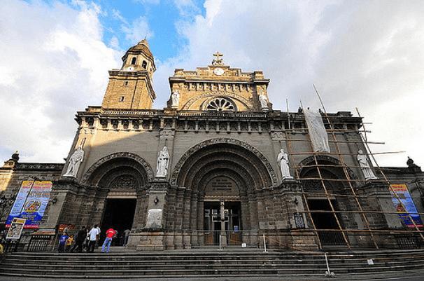 Manila tourist spots, Manila Cathedral