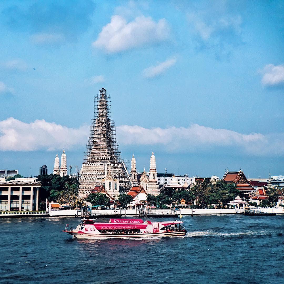 Wat Arun Bangkok, Thailand tourist spots