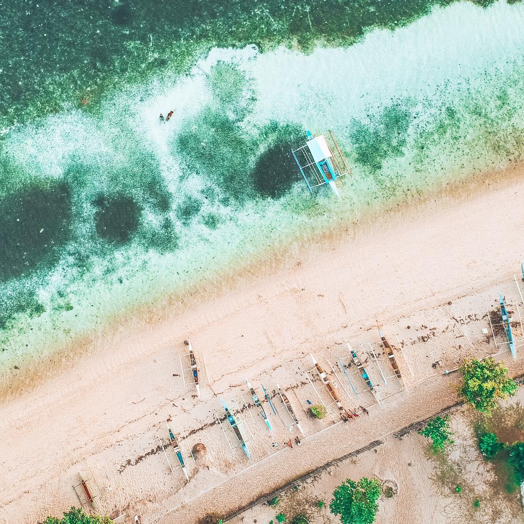 Bounty Beach, Malapascua, Malapscua island, things to do in Malapascua Island