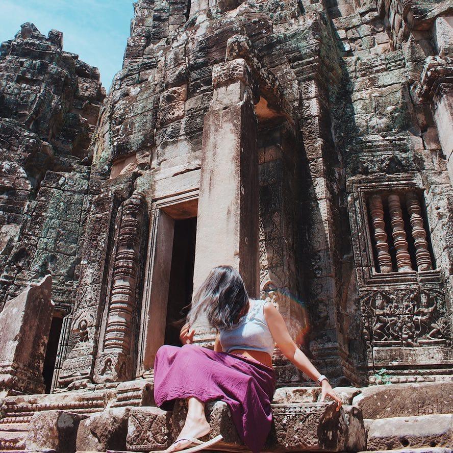 Cambodia Tourist Spots, Angkor Wat