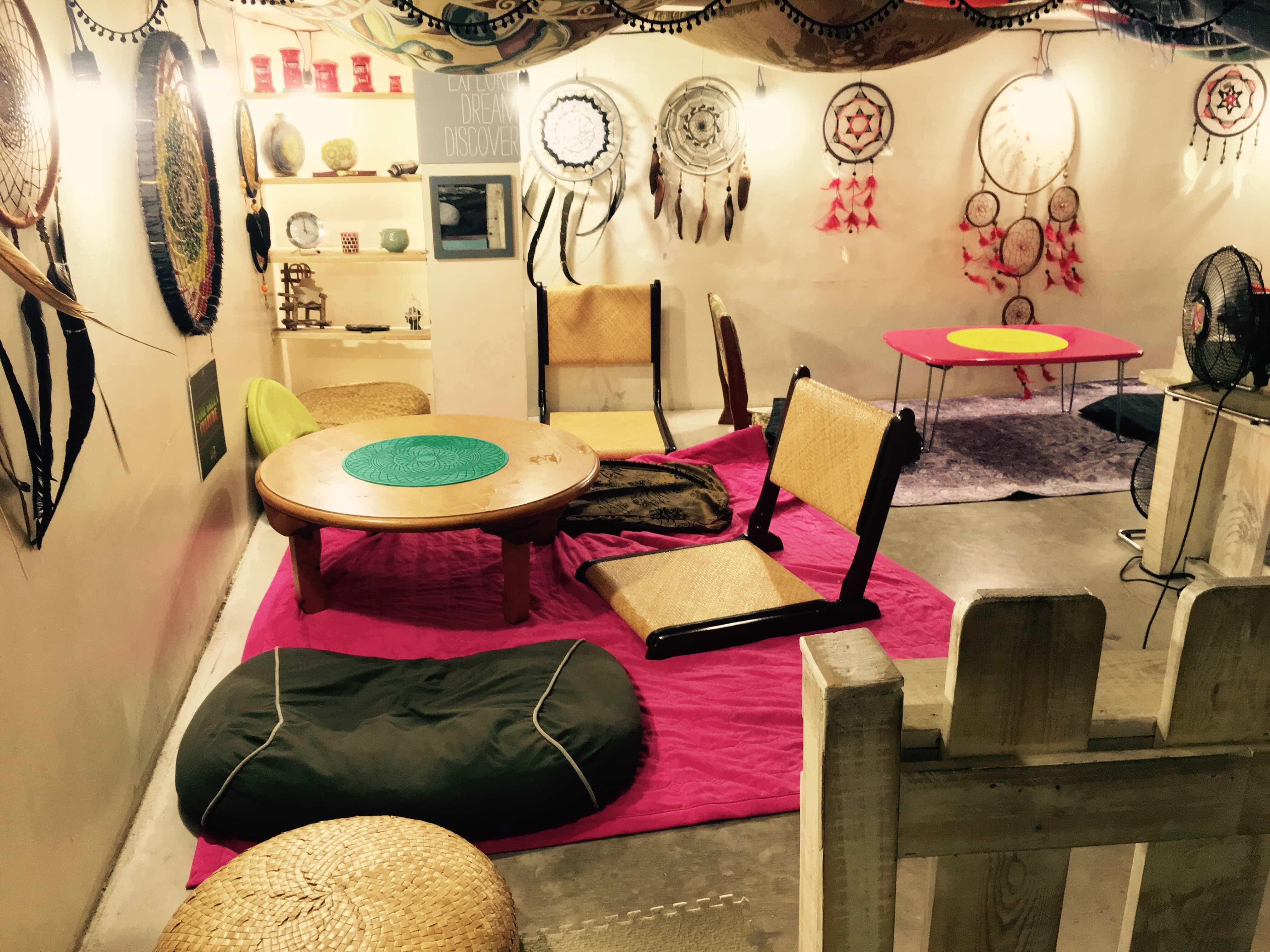 Dreamland Arts & Crafts Cafe, Tagaytay tourist spots