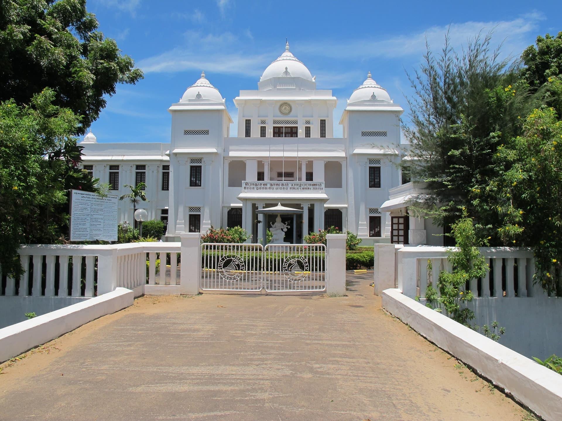 Jaffna, Sri Lanka tourist spots