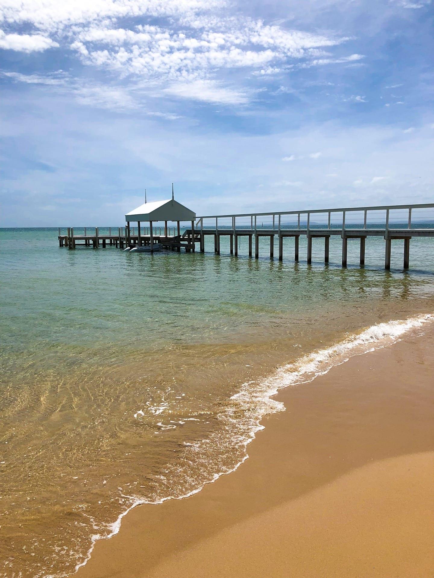 Cambodia Tourist Spots, Kep Beach