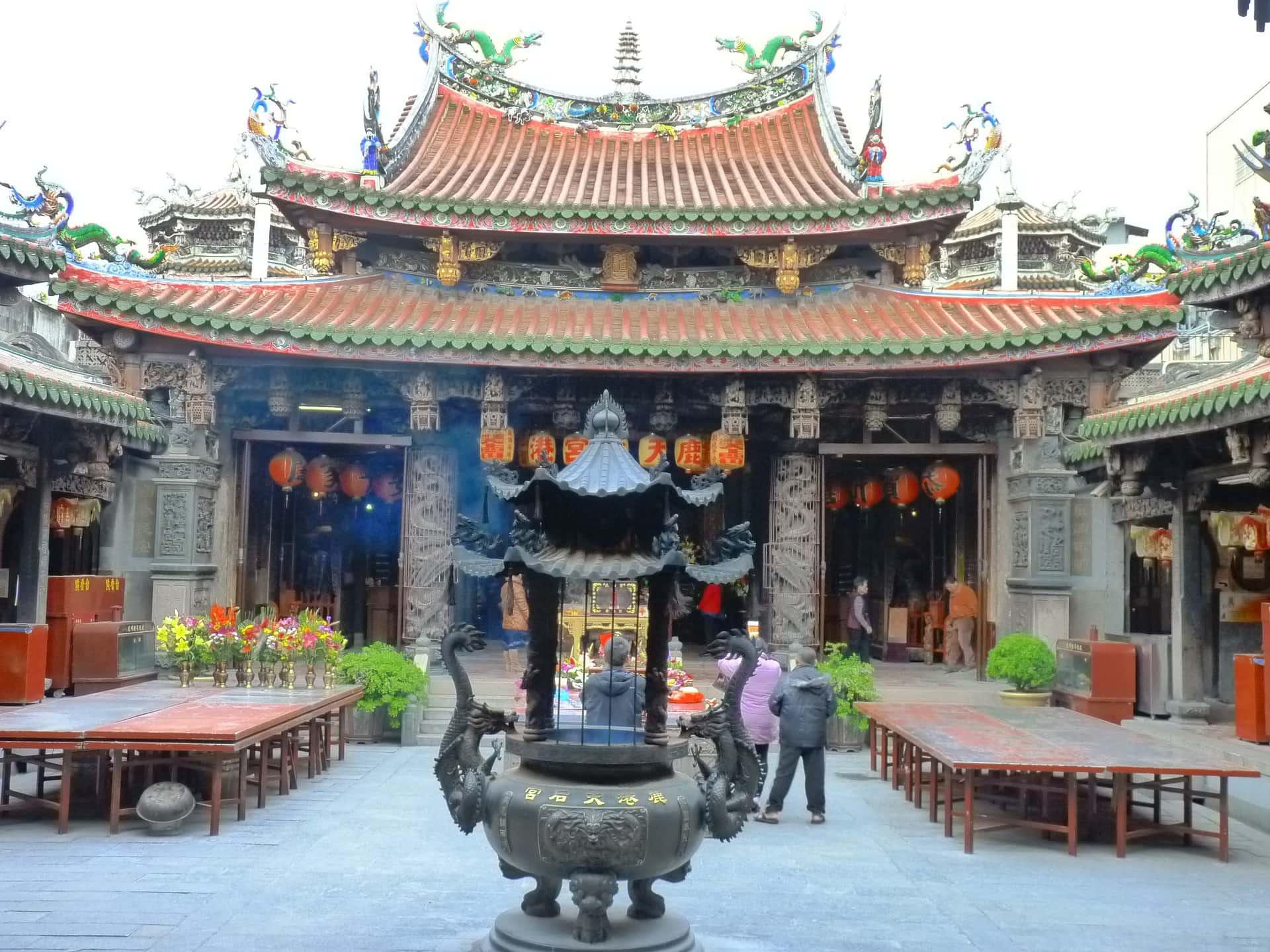 Lukang Temple, Taiwan tourist spots
