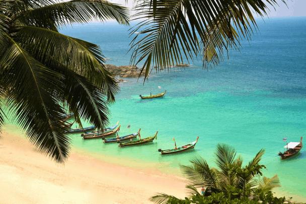 Phuket Province, Thailand tourist spots
