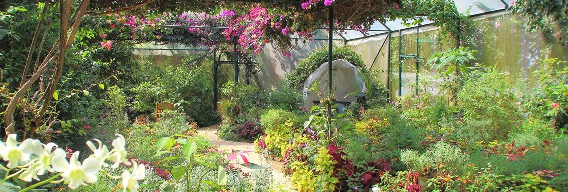 Sonya's Garden, Tagaytay tourist spots