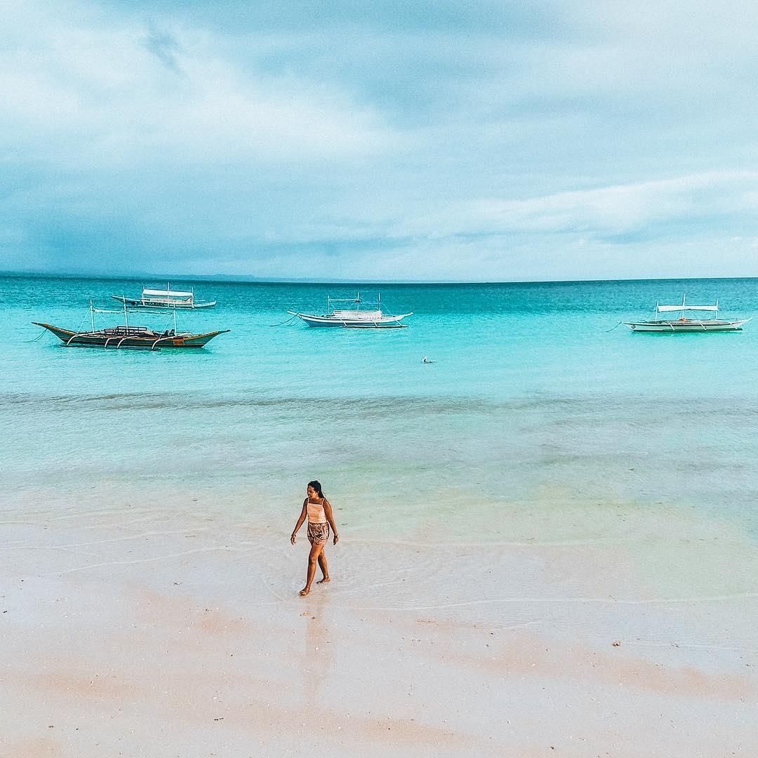 north cebu beaches, Santa Fe Beach, Bantayan Island, Things to do in Bantayan Island, Best Beaches in Cebu
