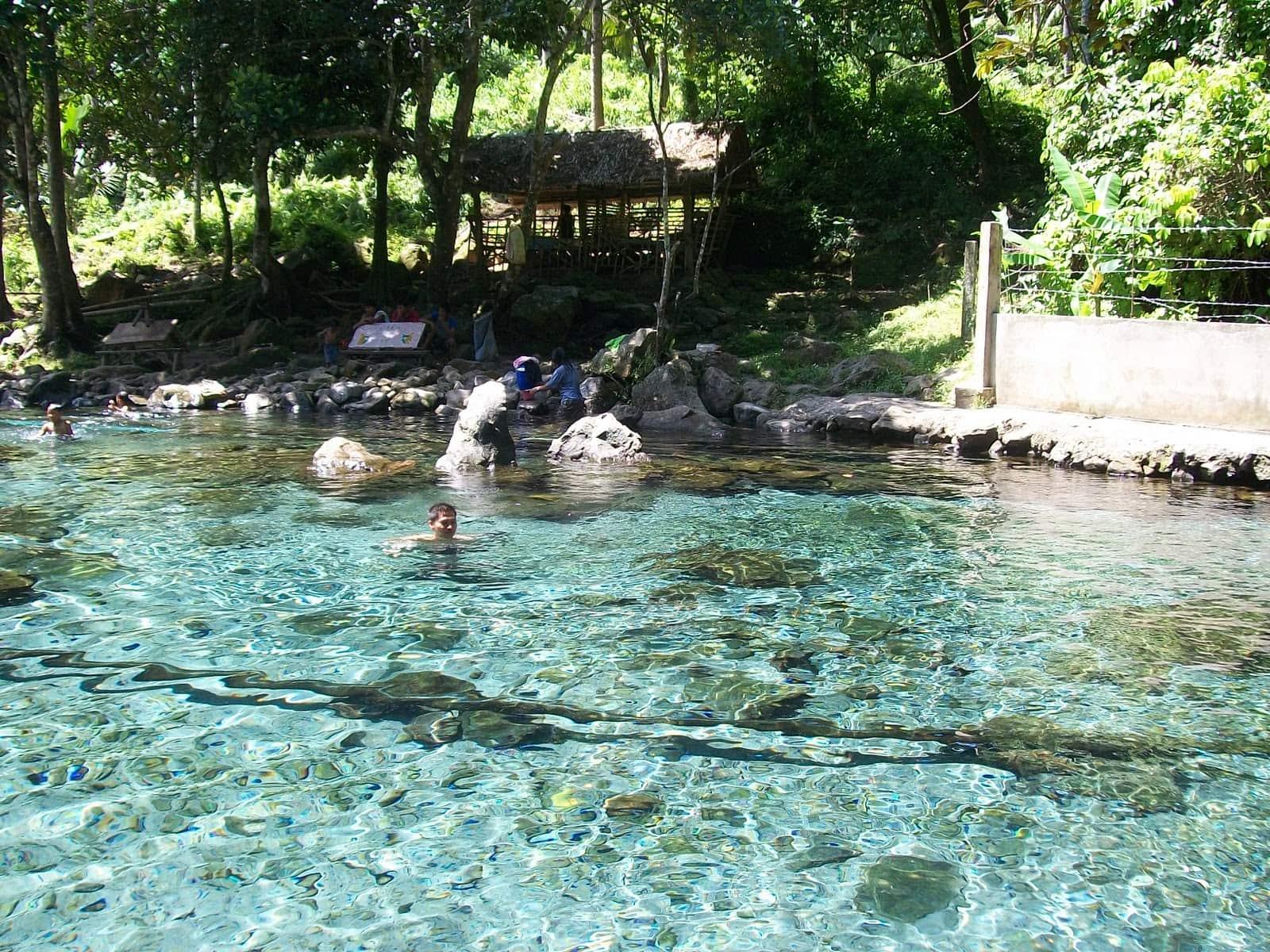 Surigao tourist spots, surigao travel guide, Songkoy Cold Spring