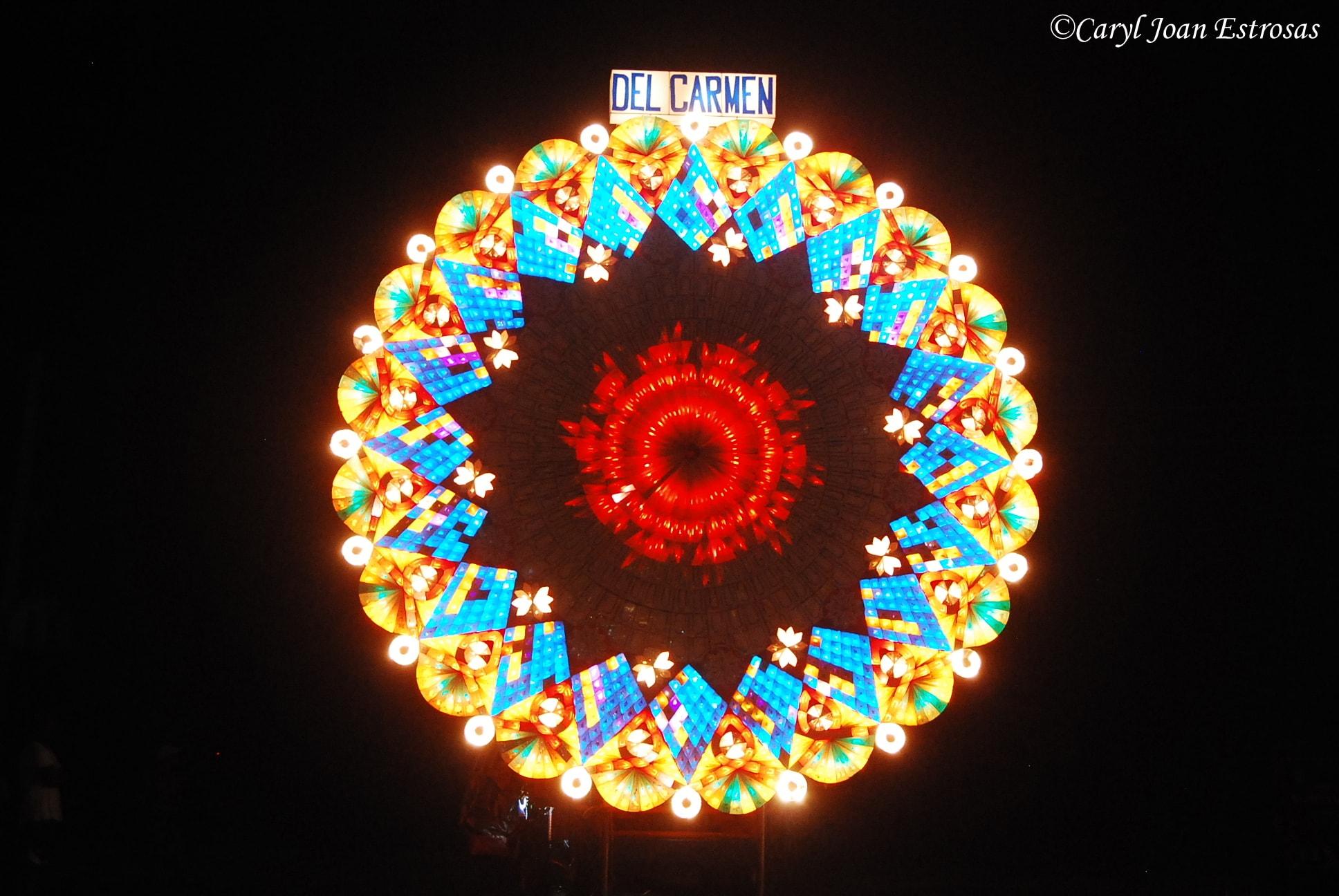 Pampanga tourist spots, Giant Lantern festivals