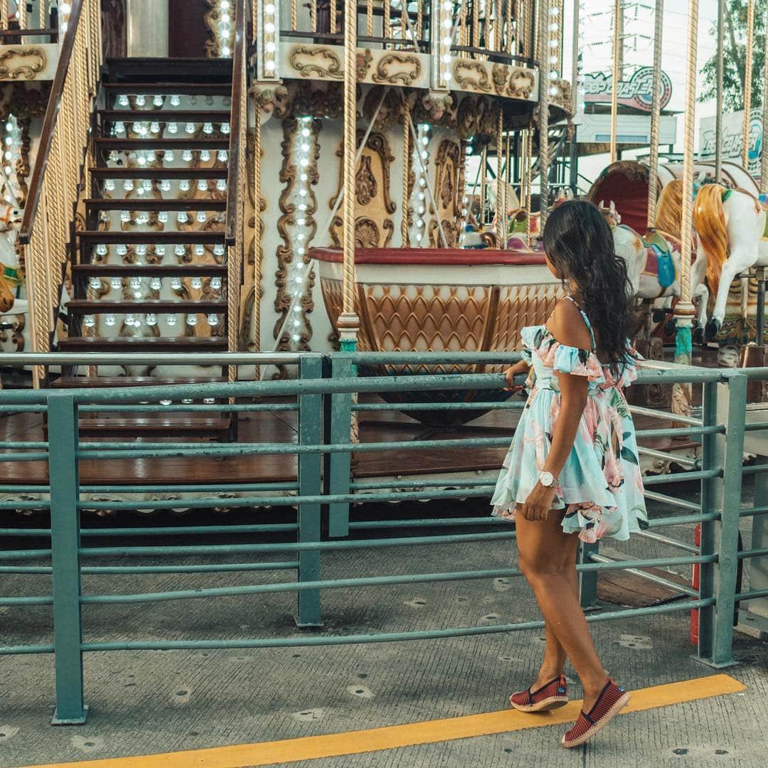 Pampanga Tourist Spots, Sky Ranch San Fernando in Pampanga