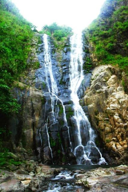 Pampanga tourist spots, Miyamit Falls