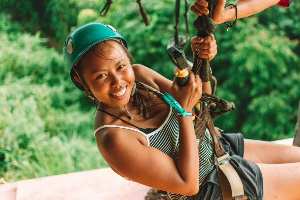 Things to do in Boracay Island, Boracay island travel guide, budget travel in boracay island, Boracay Island, zipline in Boracay Island