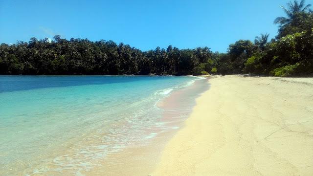 Cabgan Island, Surigao tourist spots