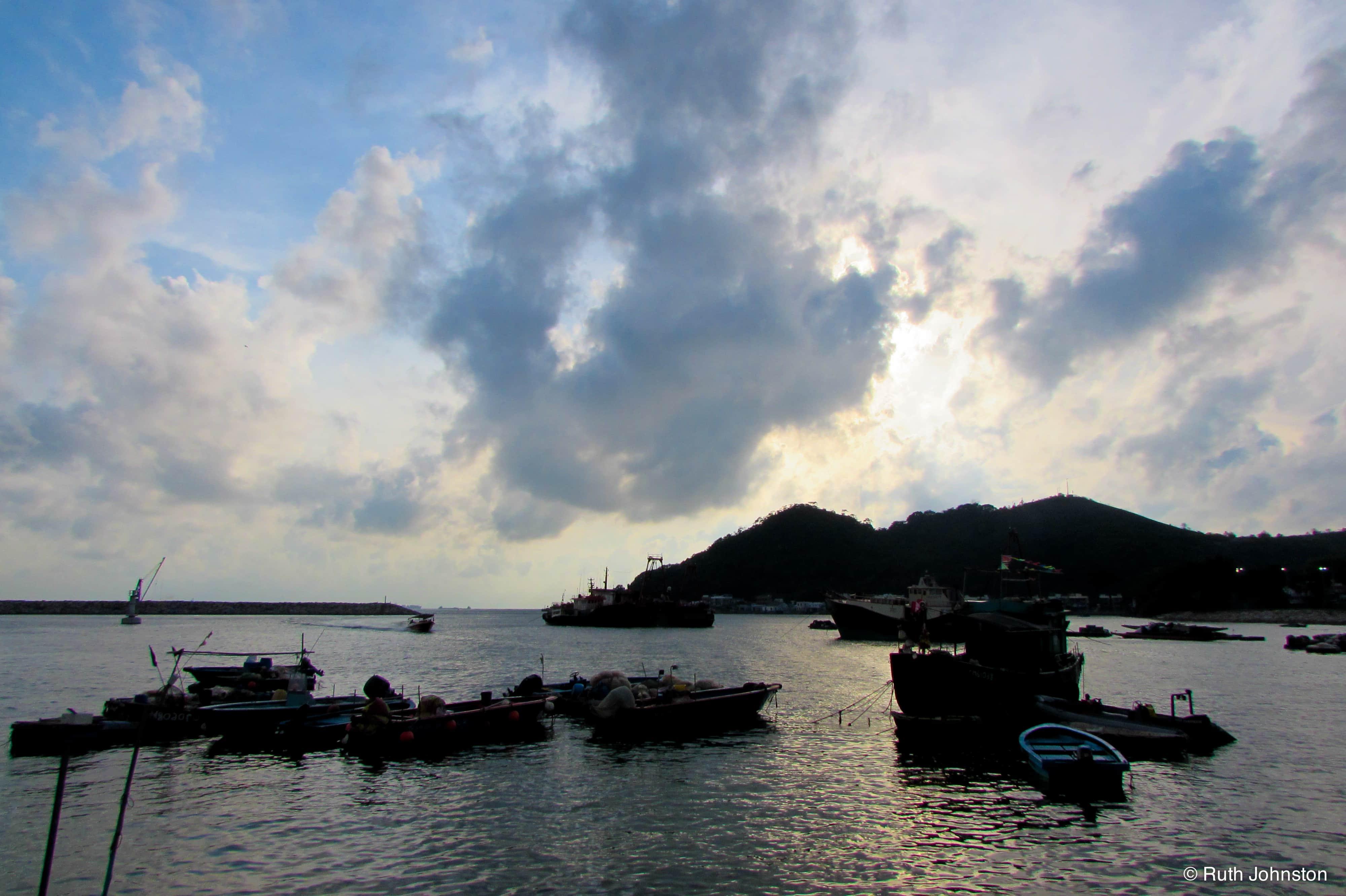 Hong Kong tourist spots, Tai O Fishing Village