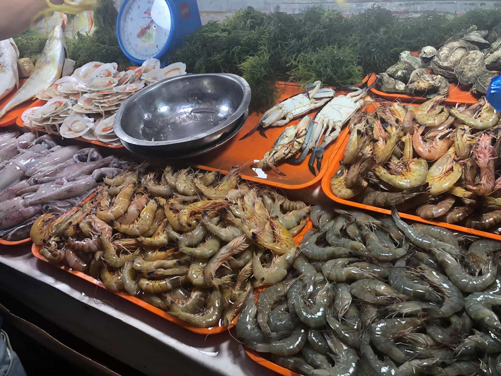 Seafood Restaurant, Iloilo delicacies
