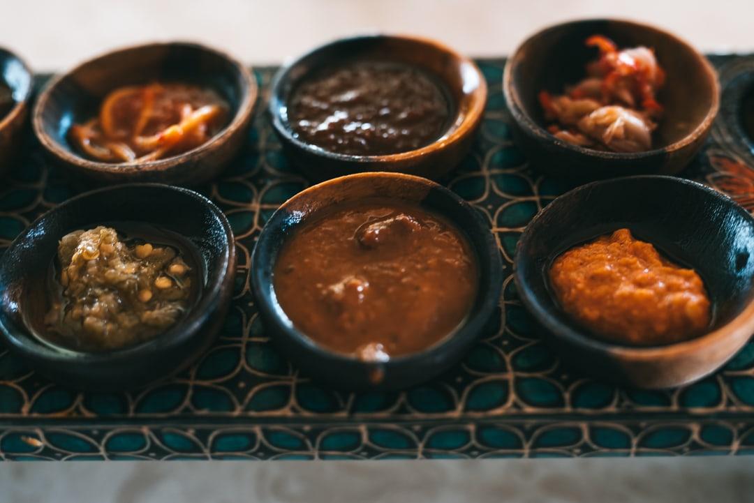 food to try in Nusa Dua, Samabe Resort