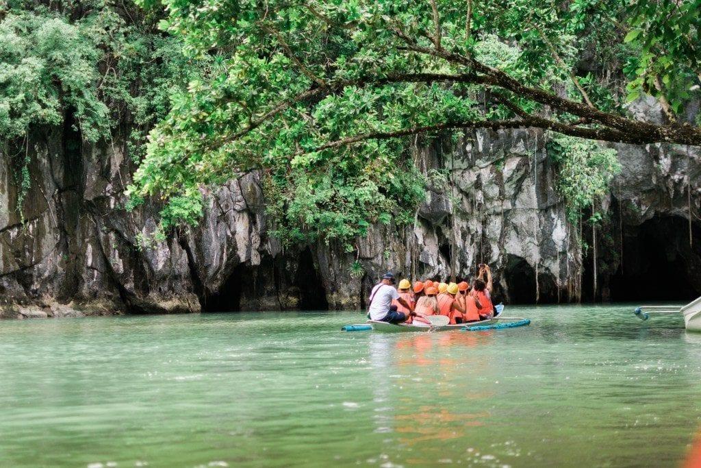 Palawan itinerary, Puerto Princesa Underground River