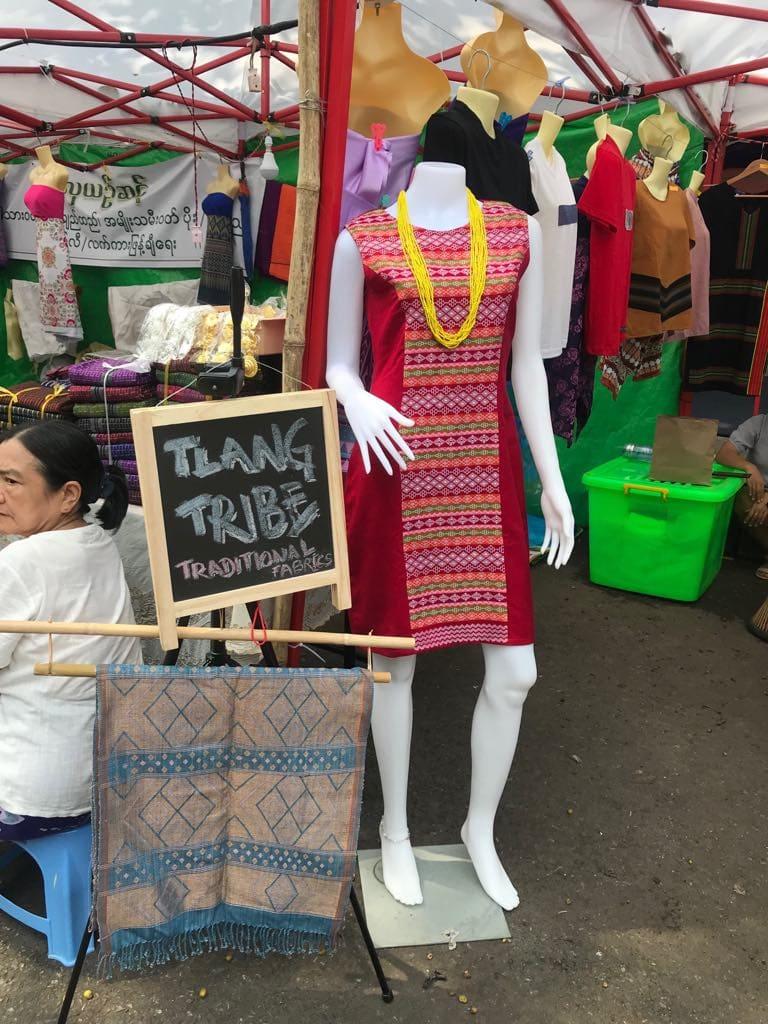local markets in Yangon