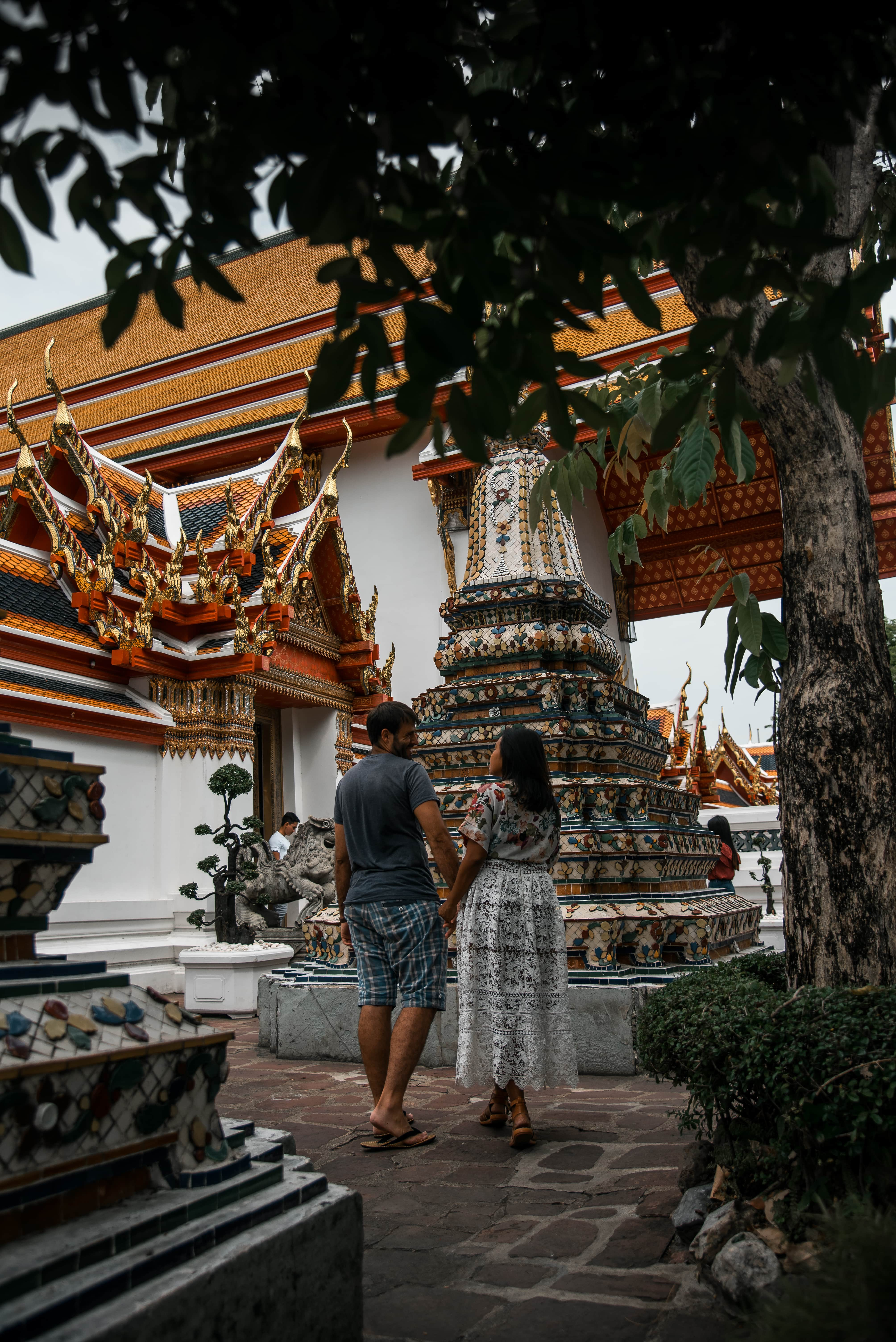 Wat Pho in Bangkok, entrance fee wat pho, things to do in chinatown bangkok