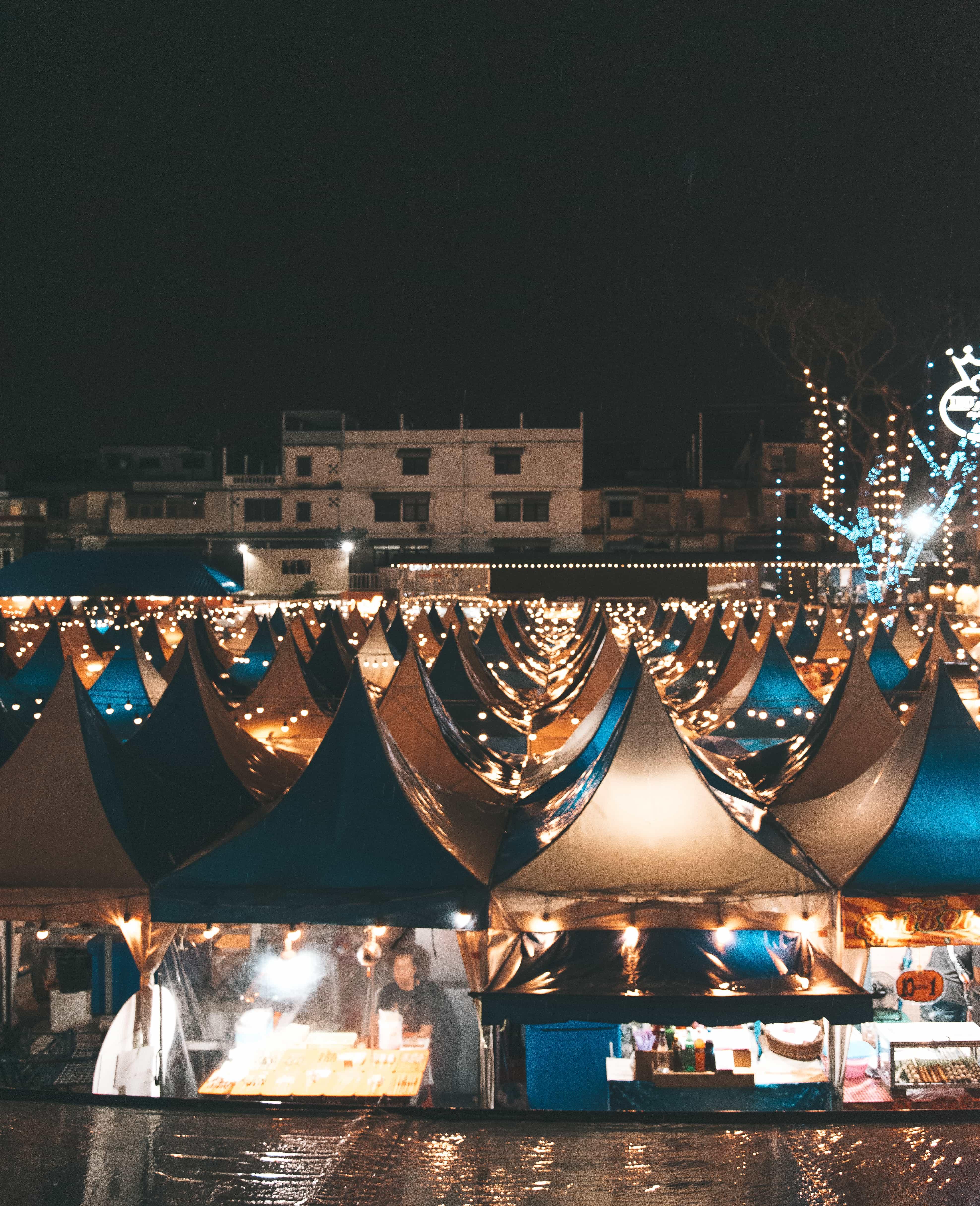 Indi Market in Bangkok