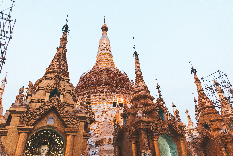 Myanmar itinerary, Yangon,Shwedagon Pagoda
