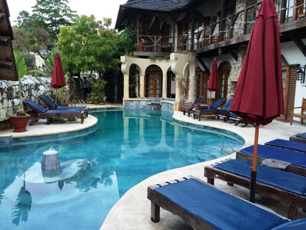 Tropicana Castle Dive Resort, puerto galera hotels, hotels in puerto galera