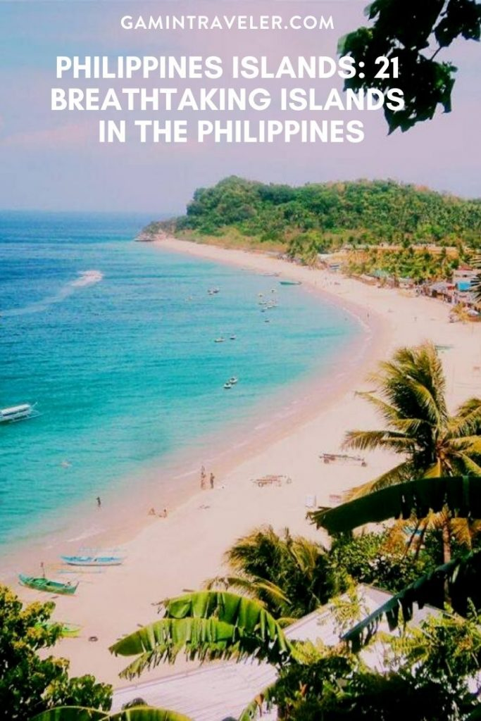 PHILIPPINES ISLANDS: 21 BREATHTAKING ISLANDS IN THE PHILIPPINES