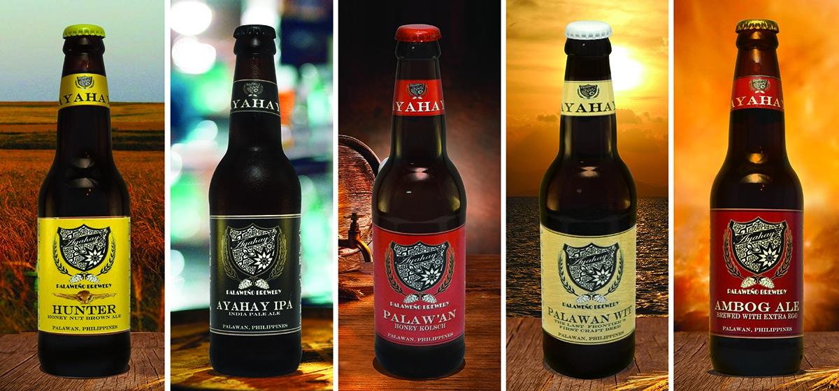 Palaweño Brewery puerto princesa