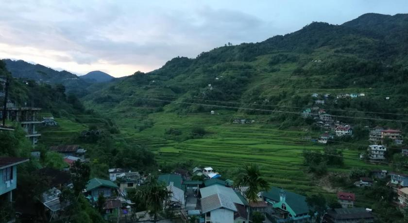 7th Heaven Lodge and Cafe, hotels in banaue, banaue hotels, where to stay in banaue, banaue homestay