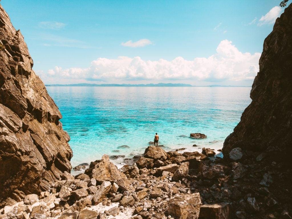 Dumunpalit Island, how to get to Dumunpalit Island