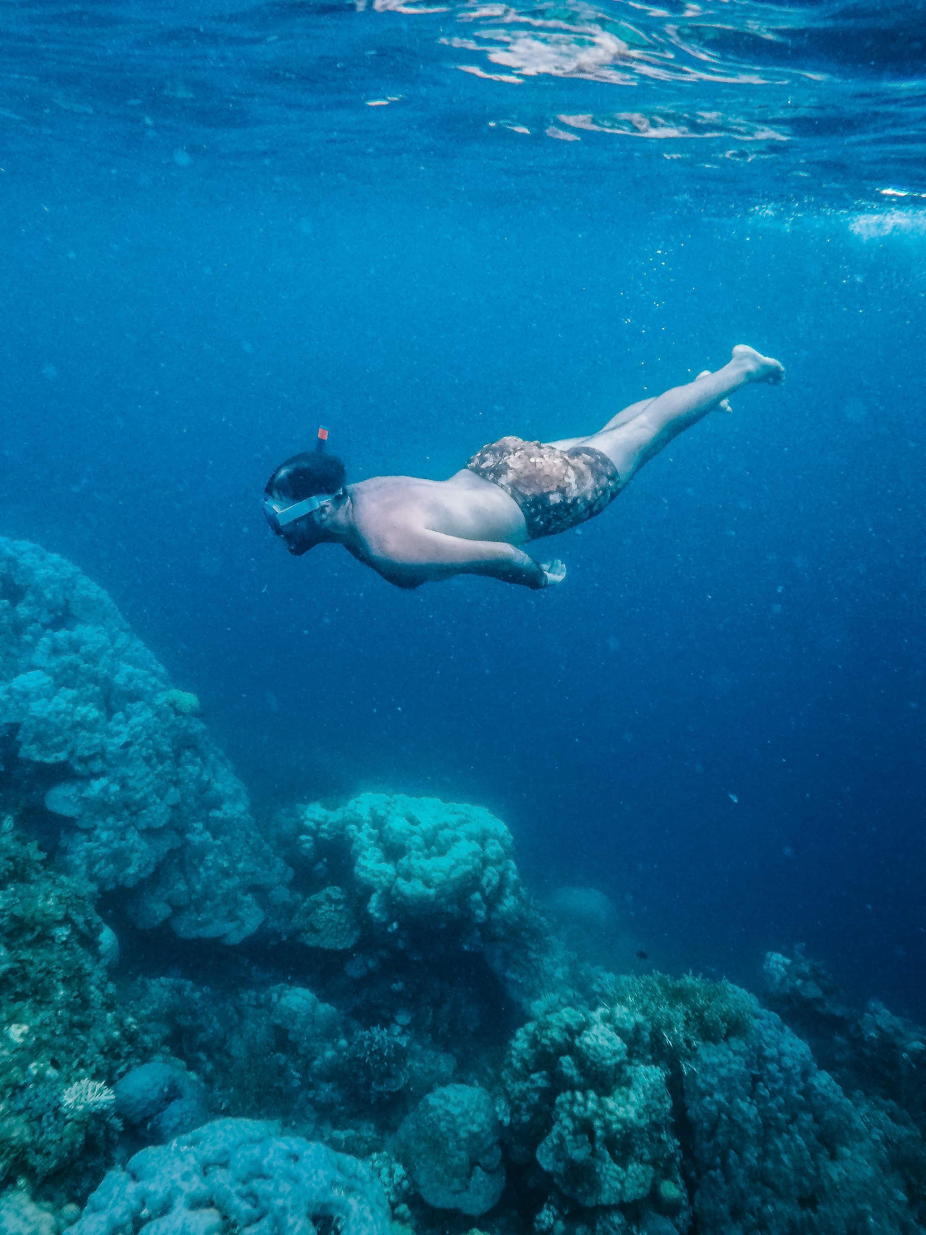 Siete Pecados, budget things to do in Australia, snorkeling