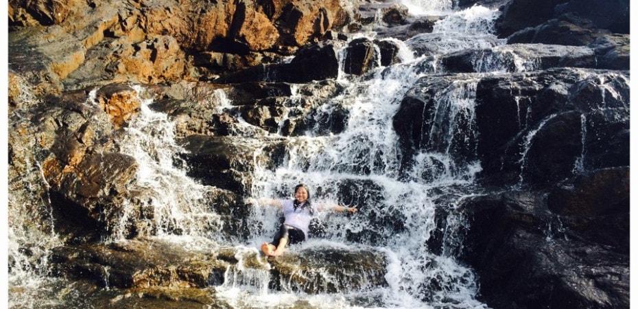 Tibag Falls