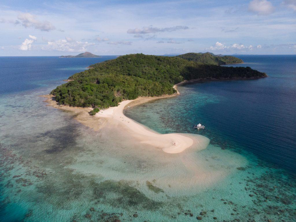 Ditaytayan Island, island hopping from El Nido to Coron, el nido to coron expedition tour, Buhay Isla Eco Tour