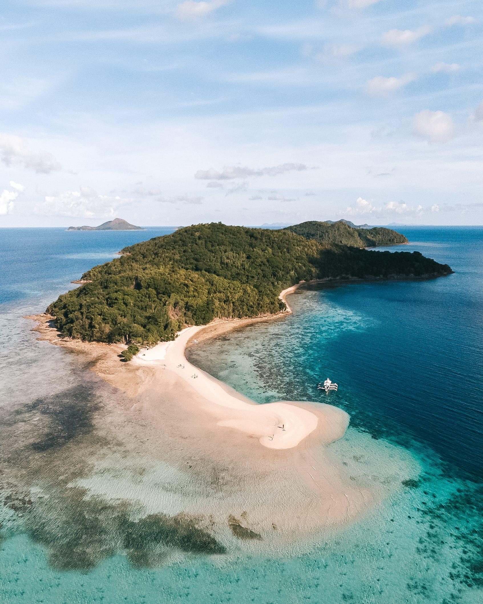 Palawan itinerary, Coron, Ditatayan Island, Coron tourist spots, Coron travel guide