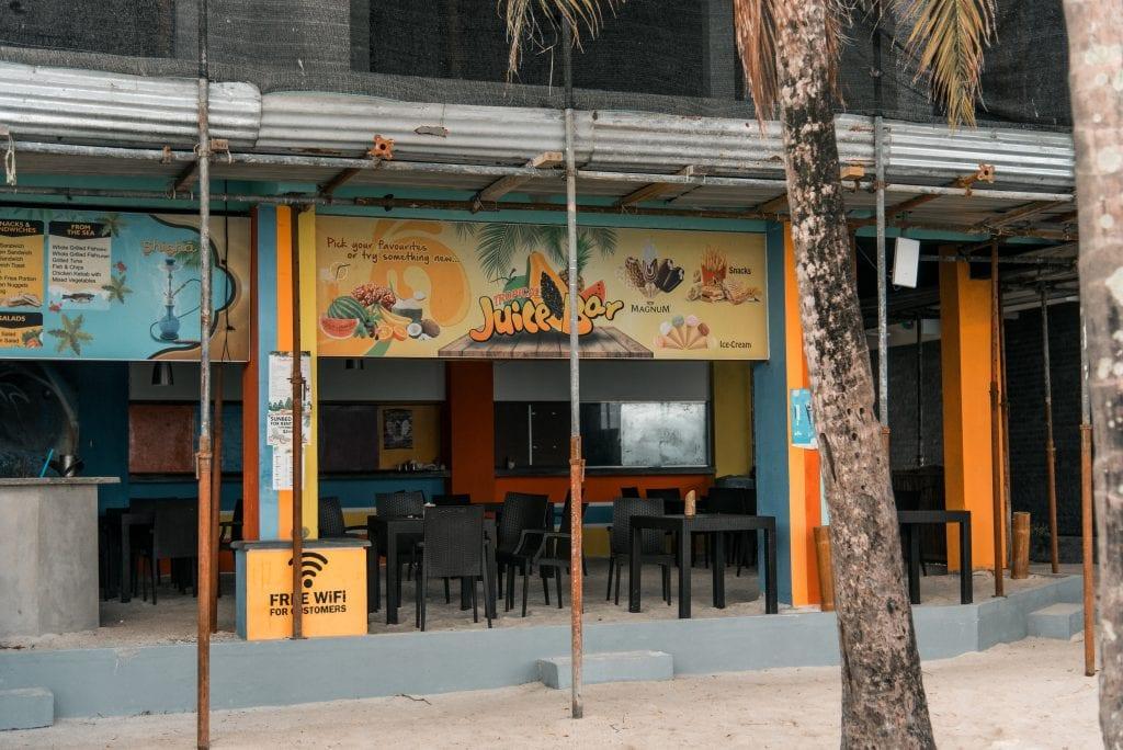 Maafushi island, things to do in Maafushi island, Maafushi island travel guide, where to eat in Maafushi