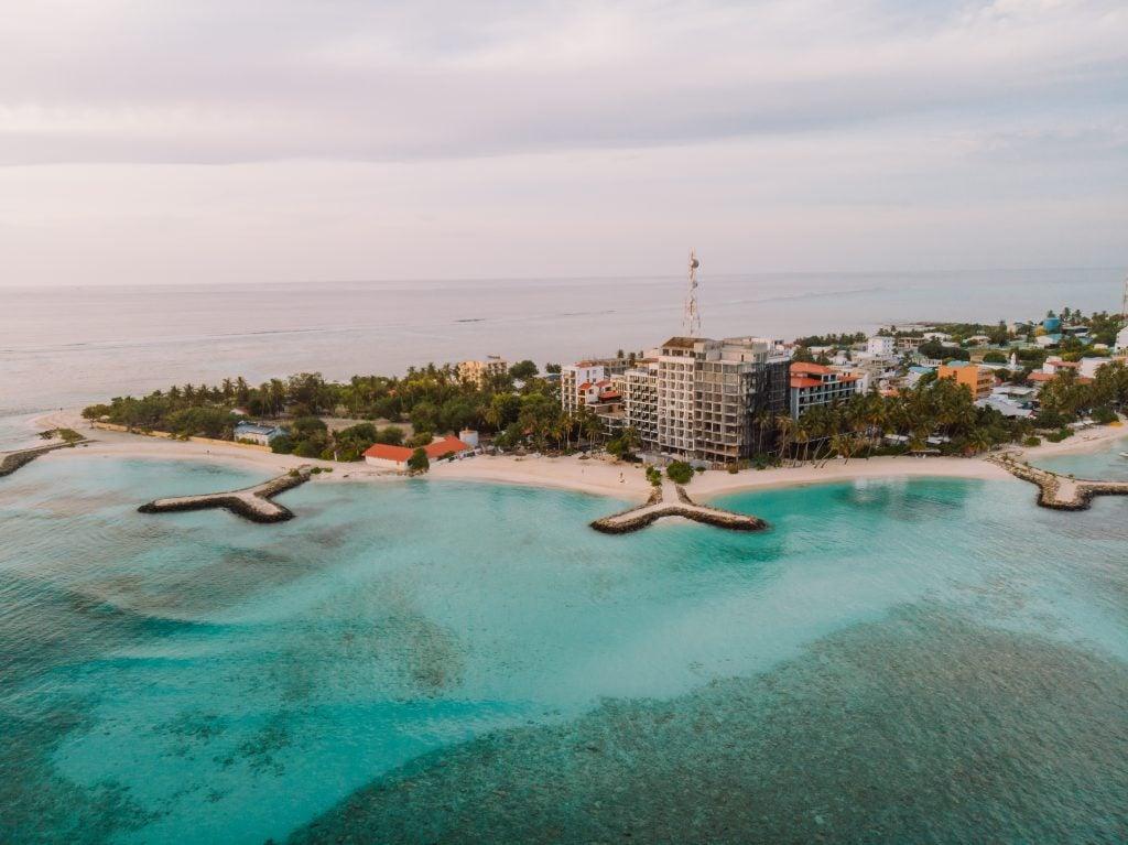 Maafushi island, things to do in Maafushi island, Maafushi island travel guide, sunrise in Maafushi