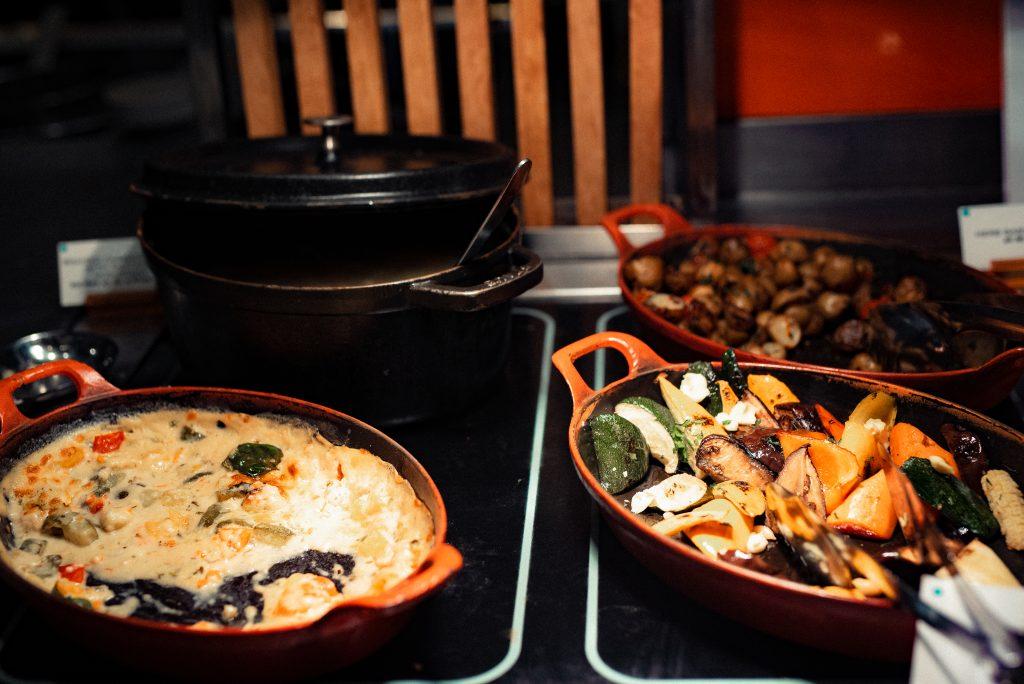Sofitel Mumbai Review, Podicherry Restaurant Mumbai