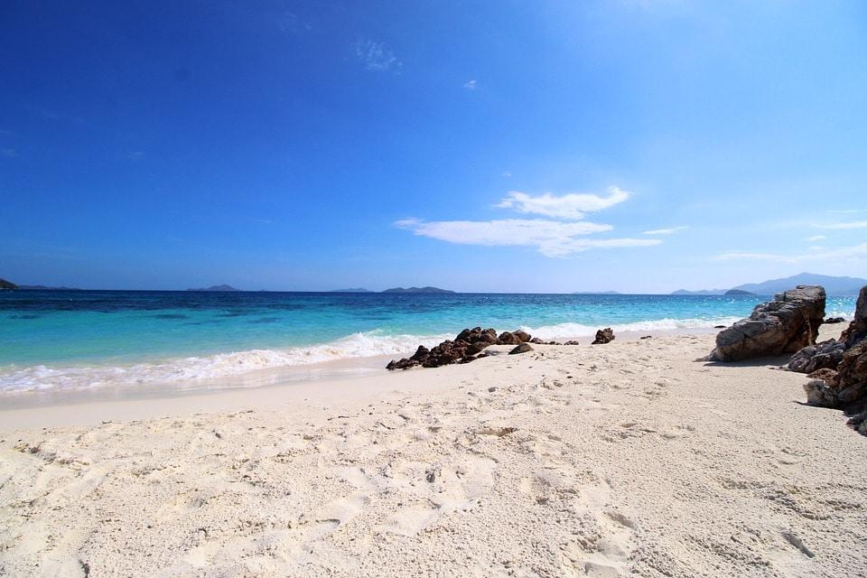 Malcapuya Island, Coron Itinerary