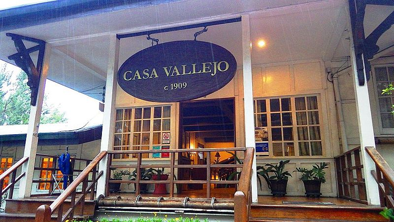 Casa Vallejo Hotel, baguio hotels, hotels in baguio, cheap hotels in baguio