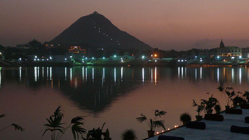 things to do in Pushkar, Pushkar travel guide, Savitri Temple