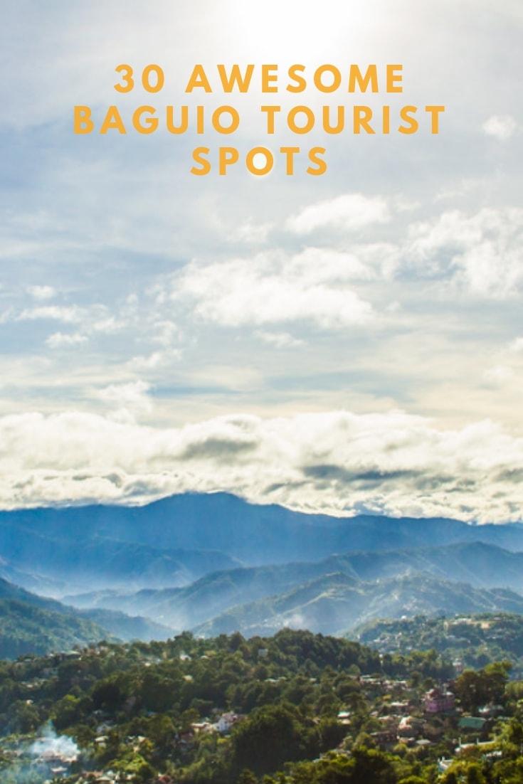 Baguio Tourist Spots