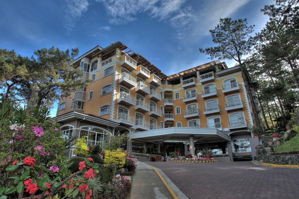 Hotel Elizabeth - Baguio, baguio hotels, hotels in baguio, cheap hotels in baguio, where to stay in Baguio