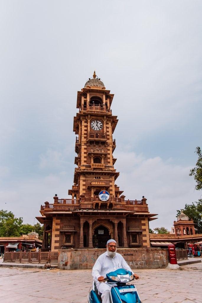 things to do in Jodhpur, Jodhpur travel guide, clock tower