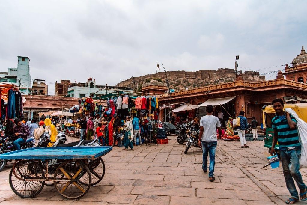 Daily budget travel in Jodhpur